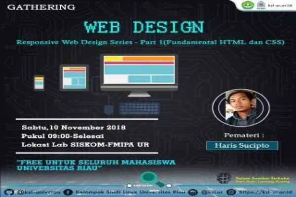 Web Design Series